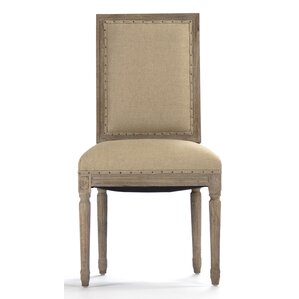 Louis Side Chair by Zentique Inc.
