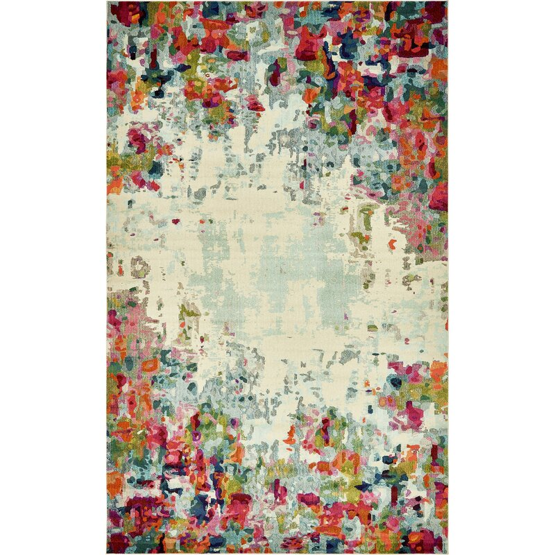 chenango rectangle cream area rug