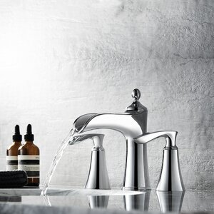 Ukiah Widespread Bathroom Faucet