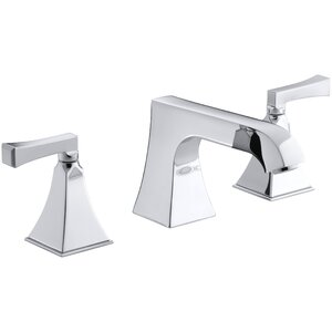 Memoirsu00ae Widespread Double Handle Bathroom Faucet