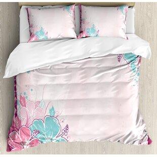 Hibiscus Bedding Wayfair