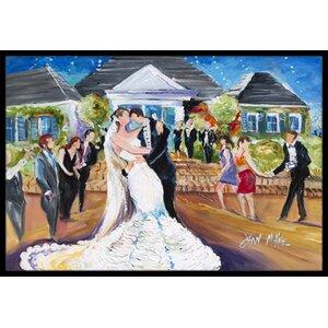 Our Wedding Day Doormat