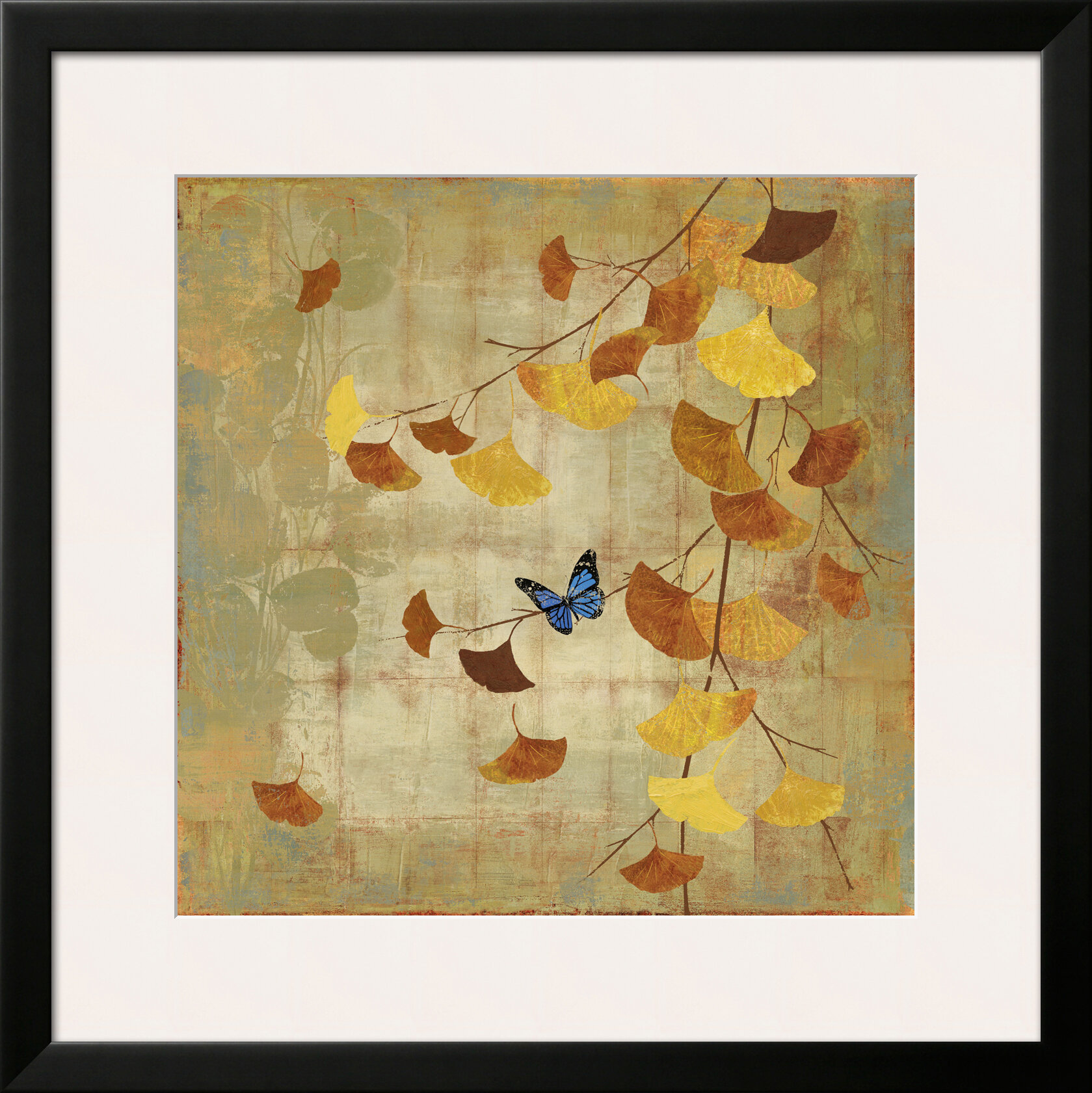 Generous Ginkgo Wall Art Pictures Inspiration - The Wall Art ...