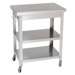 Cocina Kitchen Serving Cart With Drawer