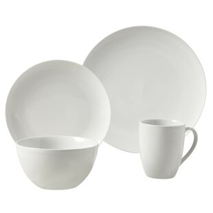Adam 16 Piece Dinnerware Set Service for 4  sc 1 st  AllModern & Dinnerware Sets - Modern u0026 Contemporary Designs | AllModern