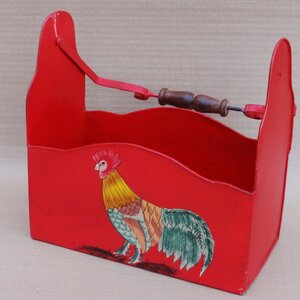 Korb aus Eisen von Home Loft Concept