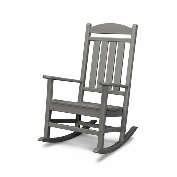 Outdoor white rocking chairs sale