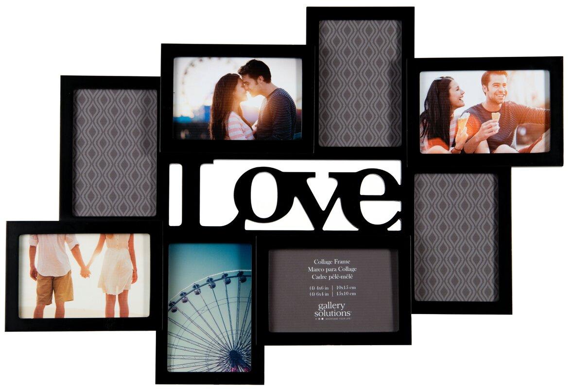 NielsenBainbridge Gallery Solutions 8 Opening Love Cutout Collage ...