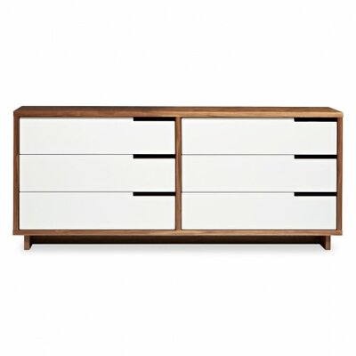 Perfect Modu Licious 6 Drawer Double Dresser Awesome Ideas