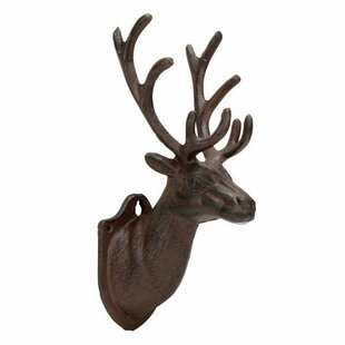 Wood Deer Head Wayfair