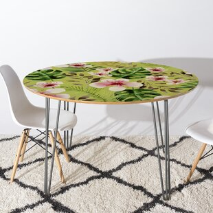 83 Oranges Lovely Floral Dining Table 2019 Coupon