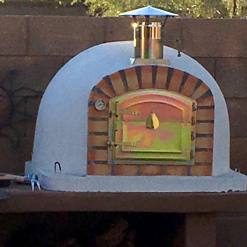 traditional brick lisboa wood fire oven - Wood Fired Oven