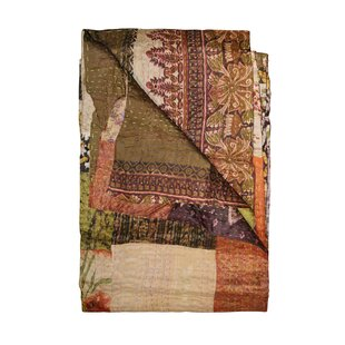 Forceful Beautiful Quilt Handcrafted Cotton Quilt Quilt #6 Rich And Magnificent Home & Garden