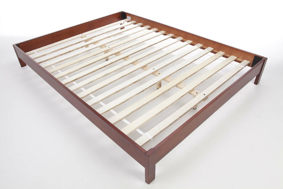 100 bed slats twin zinus upholstered square stitched platfo