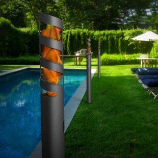 Exceptional Volution Garden Torch