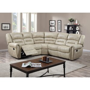 Dover Reclining Sectional by Darby Home Co