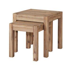 2-tlg. Satztisch-Set Sahara von Heartlands Furniture