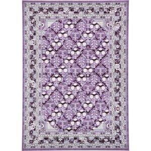 Irma Purple Area Rug