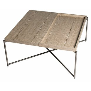 Iris Trays Metal Frame Coffee Table By Gillmoree