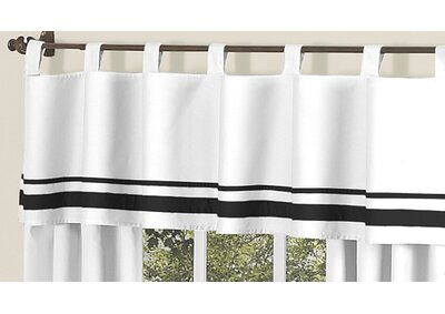 Striped Valances Amp Kitchen Curtains You Ll Love Wayfair