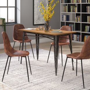 Louane Metal Dining Table