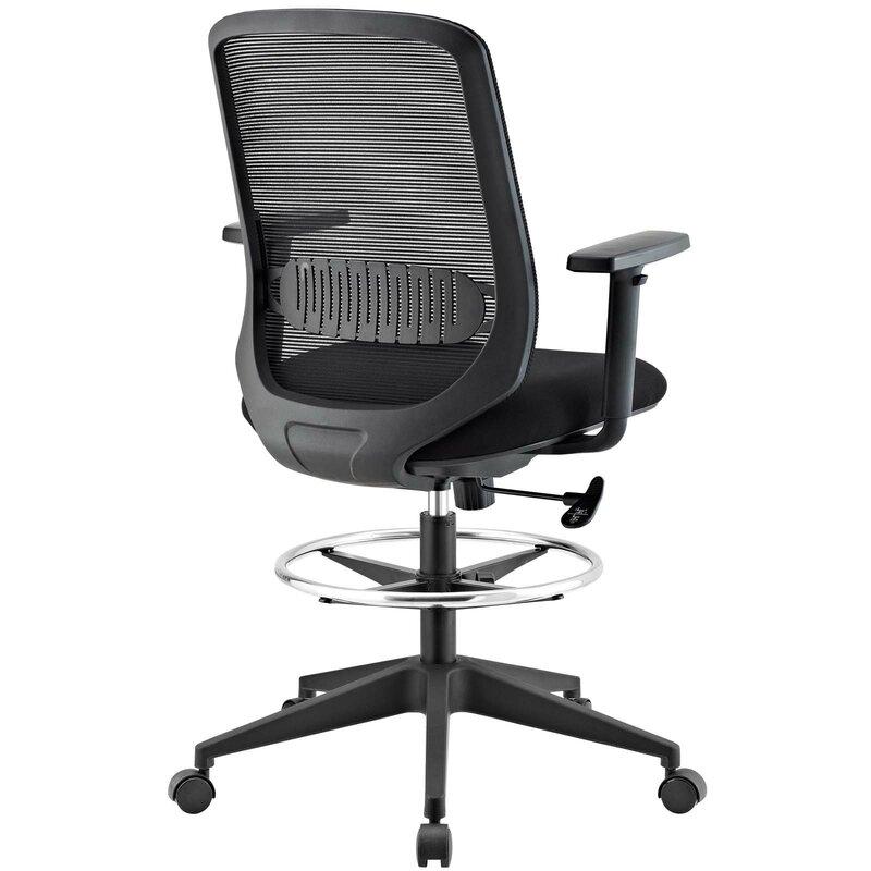 Eindhoven Ergonomic Mesh Drafting Chair