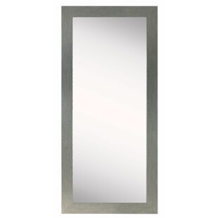 hop Now! Modern & Contemporary Full Length Mirror Wade Logan