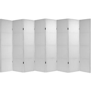 8 Panel Room Divider Wayfair