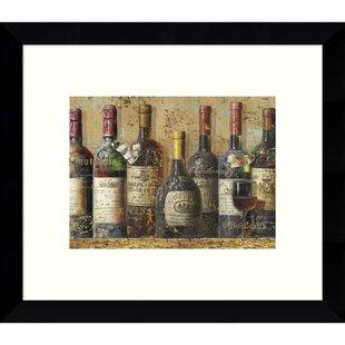 Kitchen Wine Wall Art Wayfair