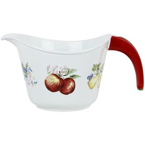 Floral Mixing Bowls Youll Love Wayfair - Backyard batter