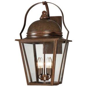 Rivendale Court 4-Light Outdoor Wall Lantern