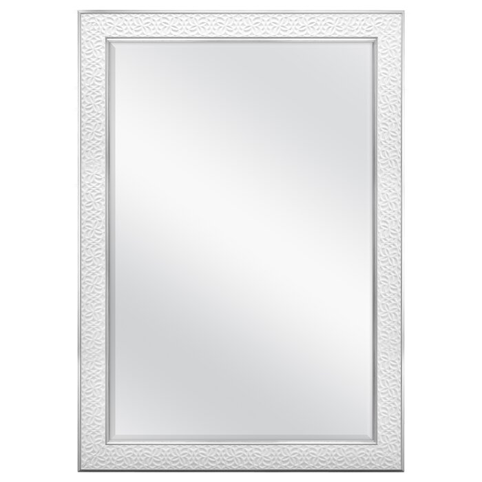 Miroir biseauté de salle de bain / meuble-lavabo moderne et contemporain  Encanto