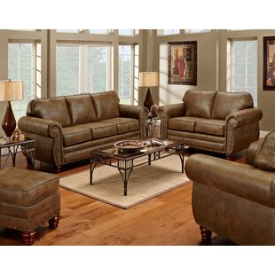 Leather & Microfiber Living Room Sets You\'ll Love in 2019 ...