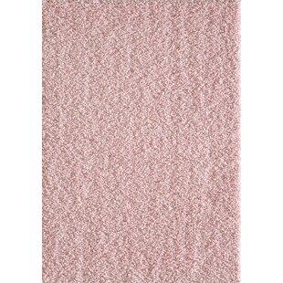 Patidar Bright Pink Rug by Longweave