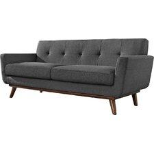 Modern Couches modern gray sofas + couches | allmodern