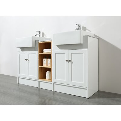 Find The Perfect Farmhouse Bathroom Vanities Wayfair