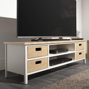 TV-Regal Wicker für TVs bis zu 60