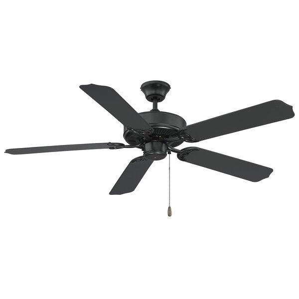 Outdoor waterproof ceiling fan wayfair aloadofball Gallery