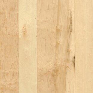 Prime Harvest 3 1 4 Solid Maple Hardwood Flooring In Natural