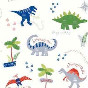 Dino Doodles 21' x 3.95