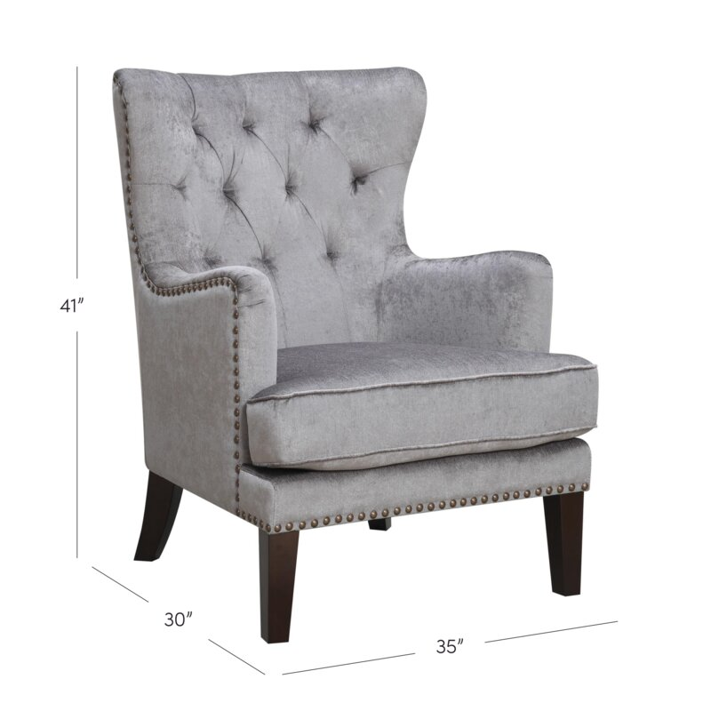Merveilleux Isabella Wingback Chair