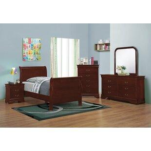 Ensembles chambres d\'enfants: Ton du bois - Bois rouge | Wayfair.ca