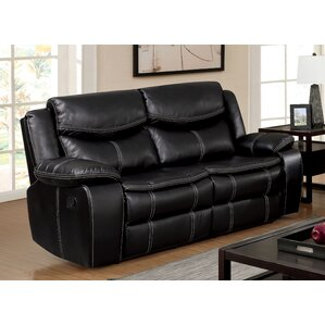 Blackledge Reclining Loveseat by Red Barrel ..
