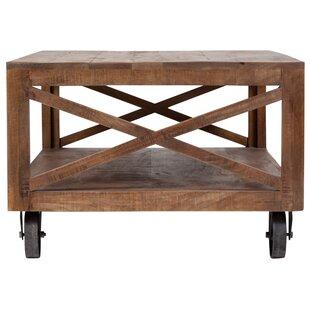 Lepore Barn Door Coffee Table  sc 1 st  Wayfair & Sliding Barn Door Coffee Table | Wayfair