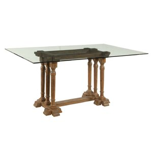 Galets Dining Table by Lark Manor