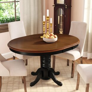large round dining tables you ll love wayfair rh wayfair com big round kitchen table extra large round kitchen tables