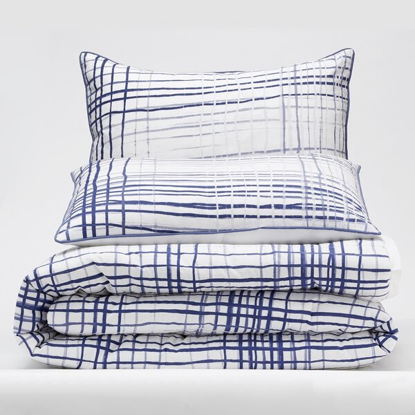 Currents Plaid Comforter Set