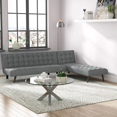 Grey Sectionals You Ll Love Wayfair Ca