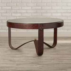 Fabiola Coffee Table by 17 Stories