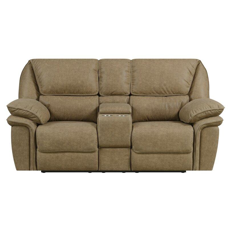 Strange Ellinger Reclining Loveseat Short Links Chair Design For Home Short Linksinfo